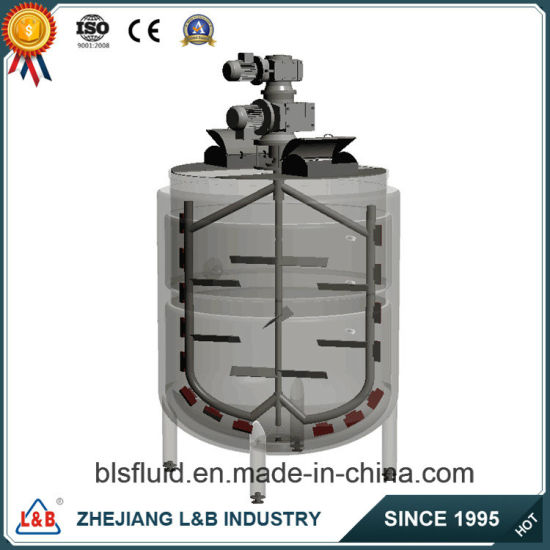 China Suppliers Stainless Steel Jacketed Butter Melting Mixing Machine pictures & photos