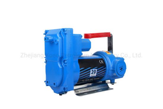 12V 24V Portable Petrol Pump Gasoline Pump