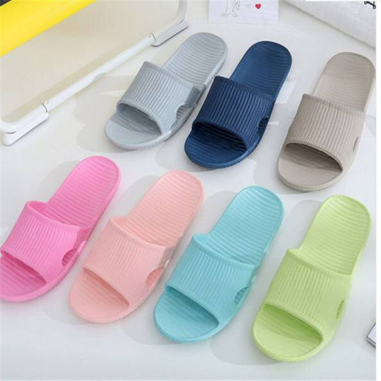 Simple Slide Sandal Male EVA Sandal for Wholesale