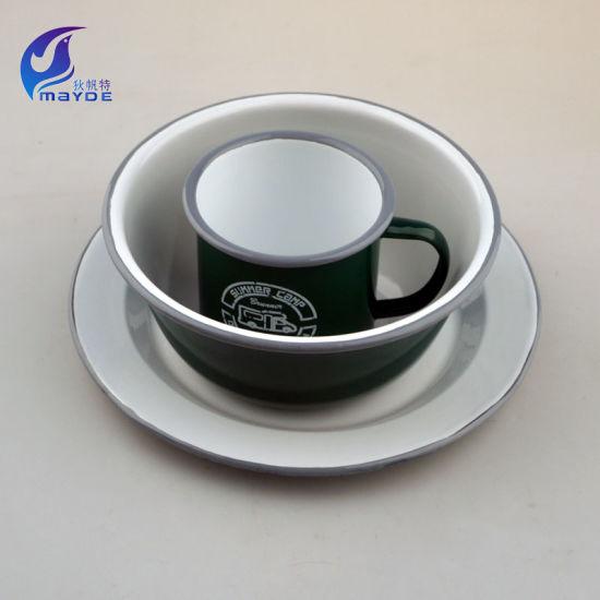Enamel Plate, Enamel Mug, Enamel Bowl