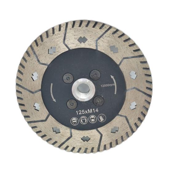 "5""-9"" Turbo Wave Dry Grinding Cutting Diamond Saw Blades"