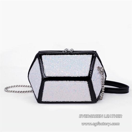 Shinny Mini Crossbody Bag Young