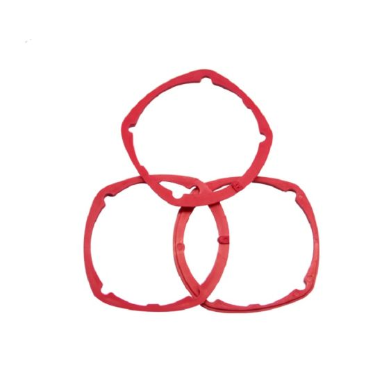 PVC Red Color Plastic Gasket