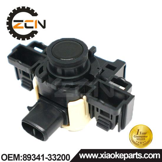 Car Bumper Reverse Parking Distance Assist Sensor 89341-33200 for Lexus