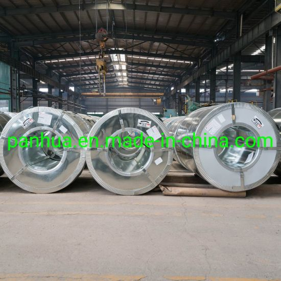 Cold Rolled Galvanized Steel Coils pictures & photos
