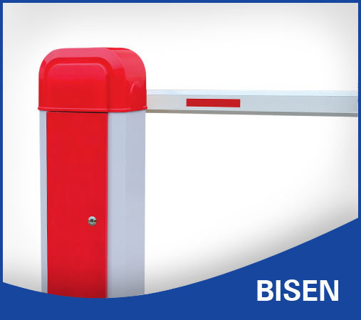BS-606 Auto Road Barrier Parking System