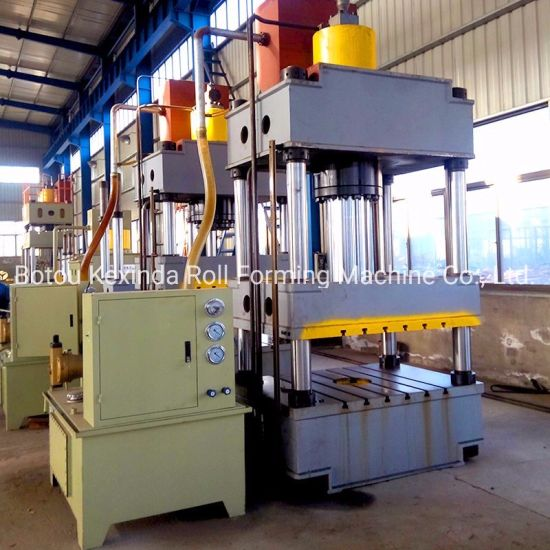 China Keixinda 3/2 Wave Highway Guardrail Roll Forming Machine