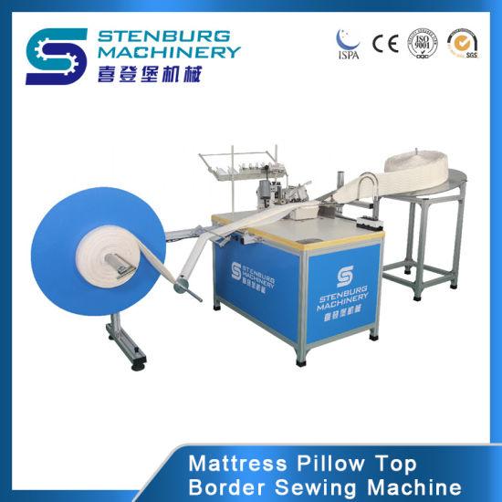 Automatic Pillow-Top Mattress Border Sewing Machine