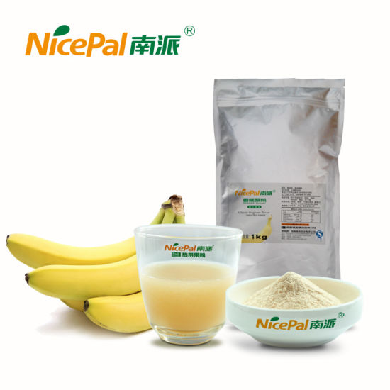 China High Quality Fruit Powder Banana Juice Powder pictures & photos