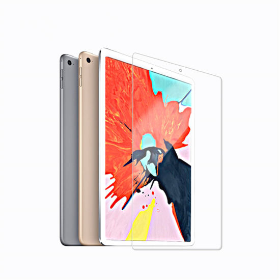 Premium 2.5D Clear Tempered Glass Screen Protector for iPad PRO2018 pictures & photos