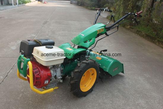 9HP Petrol Engine All-Gear Drive Agricultural Power Tiller, Garden Tiller, Mini Tiller