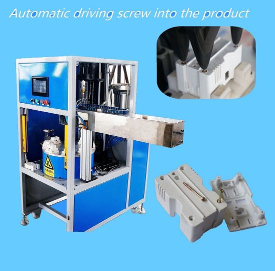 Screw Tighten/High Speed Full Automatic Rotary Type Screwdriver Machine