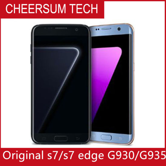 Original Unlocked News7/ S7 Edge G935A G935V G935f G935p G930f Mobile Phone