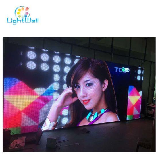 Lightwell P6 SMD Outdoor Full Color Advertising Digital Big LED Sign Board