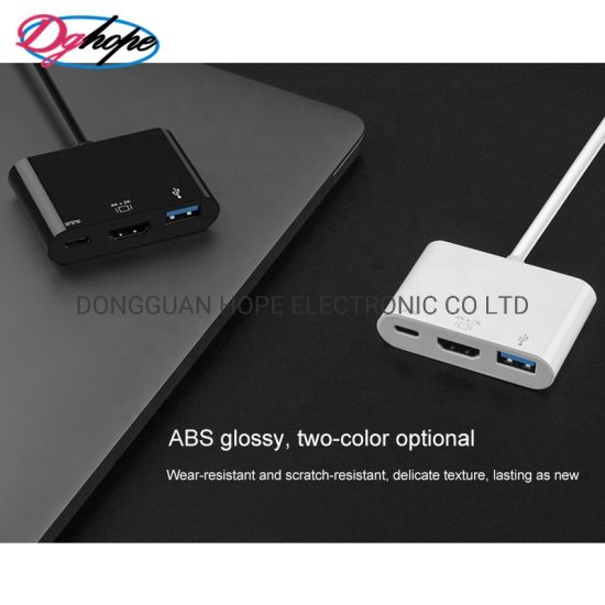 High Quality Factory Price Type C to HDMI Adapter