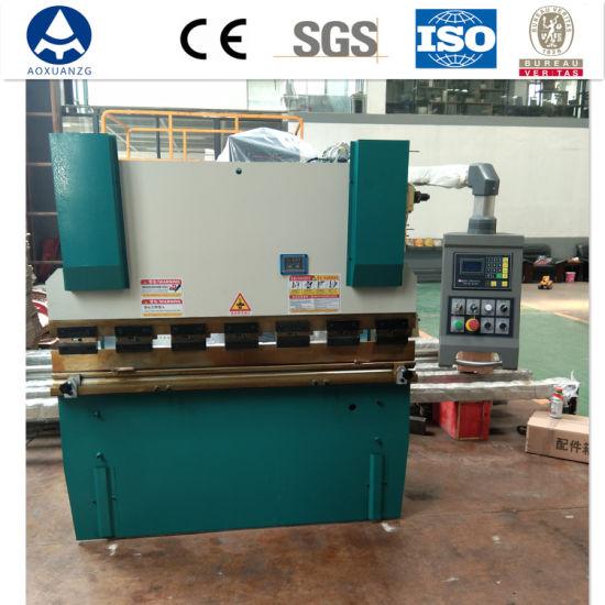 Hydraulic Shear and Press Brake/Hydraulic Bending Machine/CNC Press Brake for Metal Plate Making