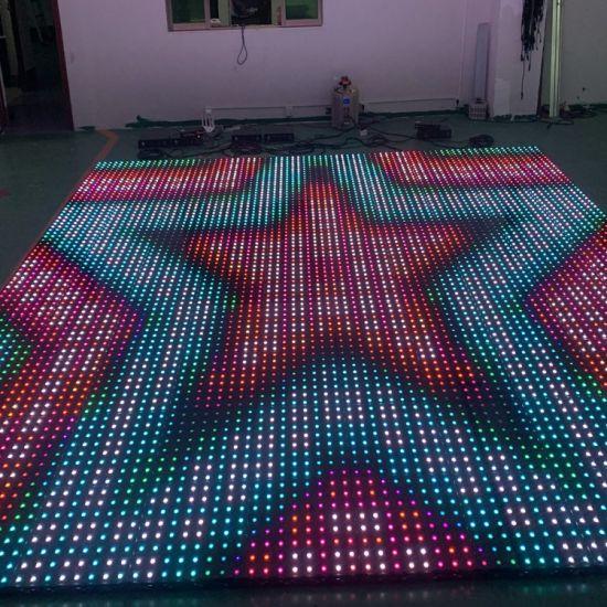 Magnet LED Digital Dance Floor with iPad Control