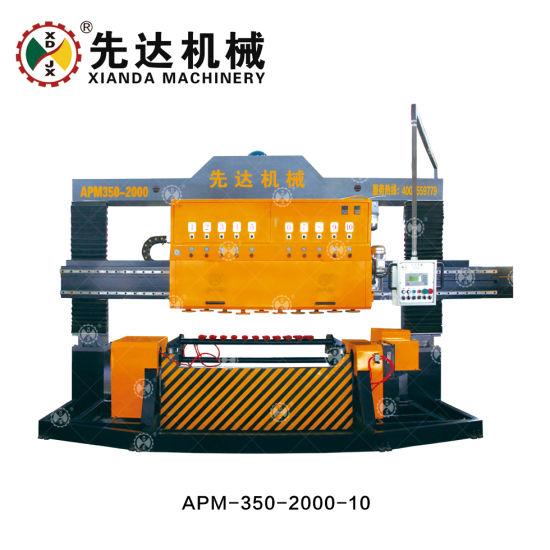 Circular Slab Polishing Machine