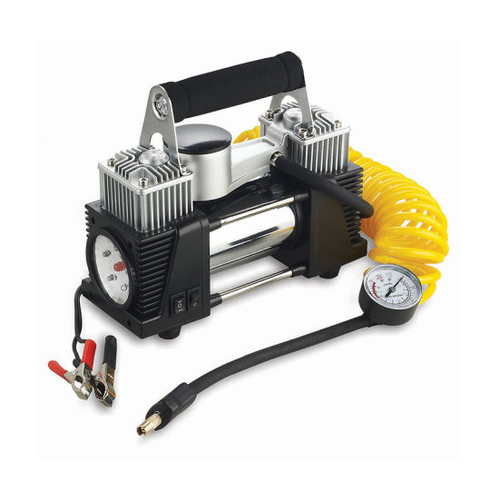 Car Tire Inflator Pump Air Compressor DC Motor 12V