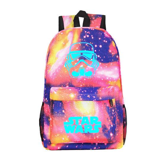 Large Sublimation Custom Bookbag Travel Student Bag Waterproof Computer Backpack