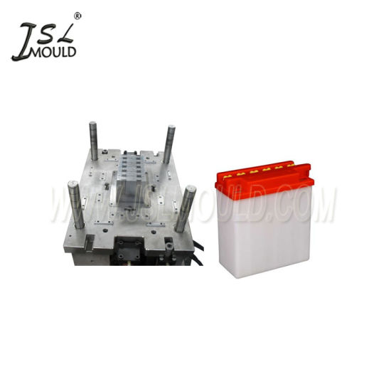 Quality Customized Injection Plastic Motor Bike Battery Container Mould