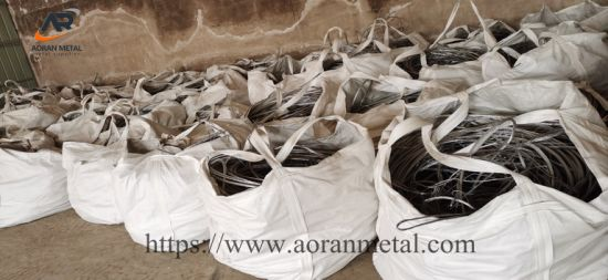 6063 Aluminium Wire Scrap with Low Price From Chinese Factory