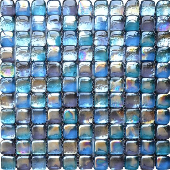 Prices in Egypt Villa Interior Wall Decorative Glass Mosaic Tile pictures & photos
