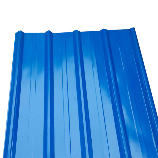 Color Coating Trapezoidal Roofing Iron Sheet