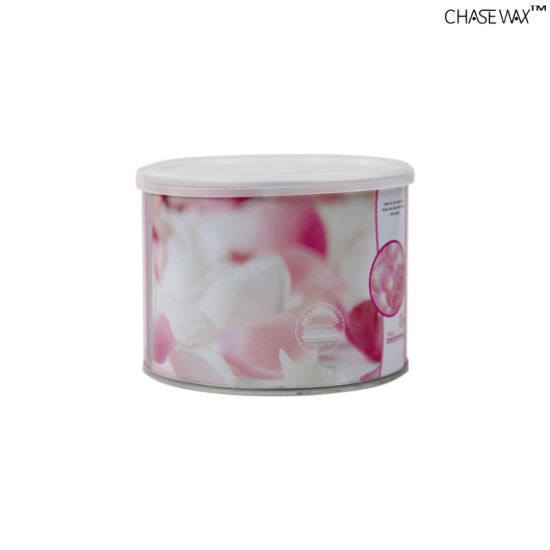 400g/800g High Quality Professional Rose Soft Wax with Strips pictures & photos