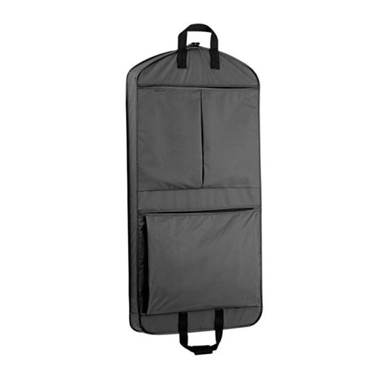 "Luggage 45"" Extra Capacity Garment Bag with Shoe Pockets"