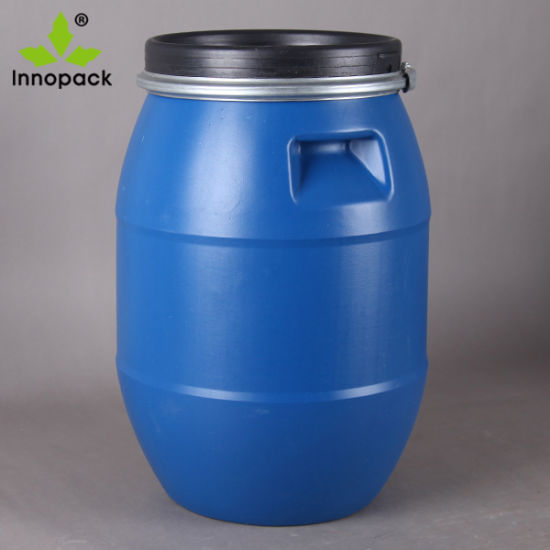 60 Liter Plastic Drum and HDPE Blue Plastic Drums for Packing pictures & photos