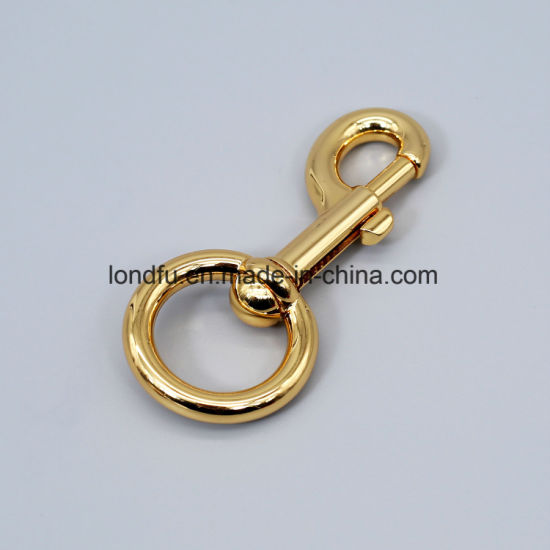 Custom Zinc Alloy Trigger Snap Hook for Bag or Pet pictures & photos