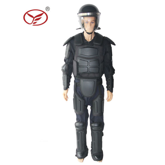 Tactical Body Protective Equipment Riot Control Suit