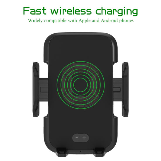 Car Wireless Fast Charger for iPhone Xs Max