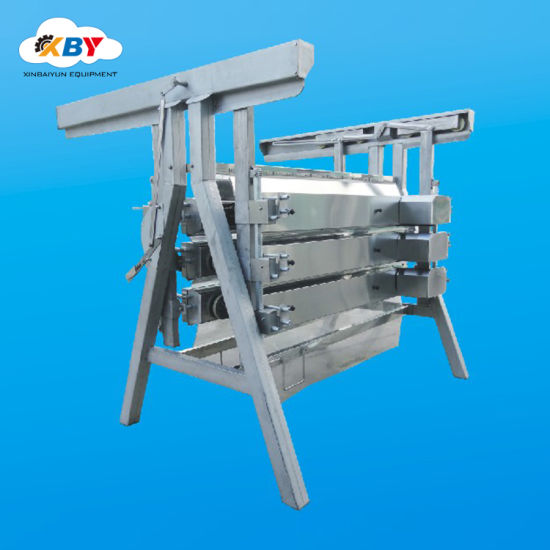 Automatic Poultry Plucking Machine for Slaughter House Chicken Feather Cleaning Equipment