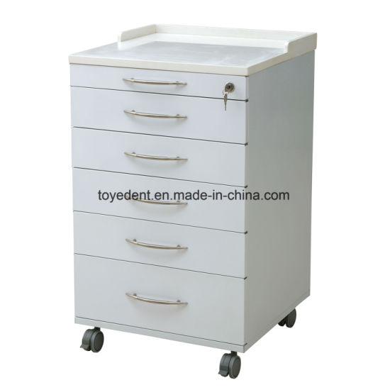 Hospital Furniture Medical Clinic Device Combined Dental Cabinet