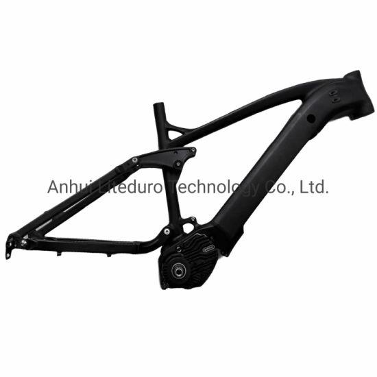 Bafang G521/M600 27.5er Boost Enduro Full Suspension Ebike Frame