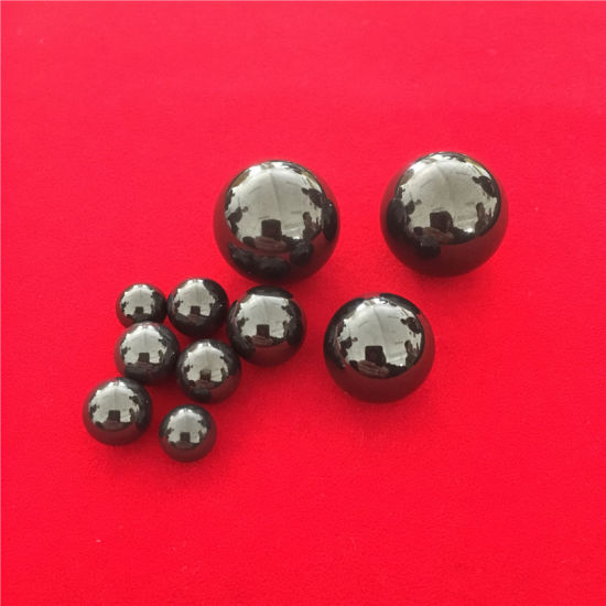 5 pcs G10 Corrosion Resistant Silicon Carbide Ceramics Ball Bearing Rolling Ball