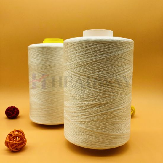 Poly Poly Core Spun Yarn 100% Polyester Yarn High Tenacity Sewing Thread 40s/2 Including Filament