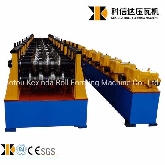 Keixinda 3/2 Wave Highway Guardrail Roll Forming Machine