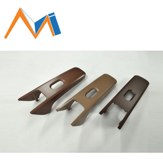 Chinese Factory Aluminum Alloy Die Casting Ship Parts with CNC Machining