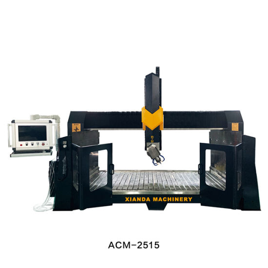 Acm-2515 Marble Carving Machine for Stone