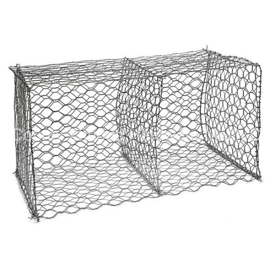 Amazon Ebay's Choice Welded or Woven PVC Coated or Galvanized Gabion Box for Retaining Wall (GB)