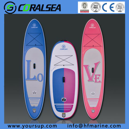"Advanced Sup Board Inflatable (LV7′2"") pictures & photos"