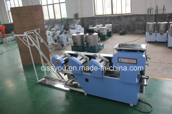Electric Automatic Fresh Noodle Making Production Line Machine pictures & photos