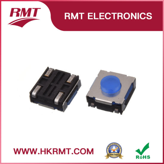 Dust Proof Tact Switch Push Switch for Control Equipment (TS-1158)