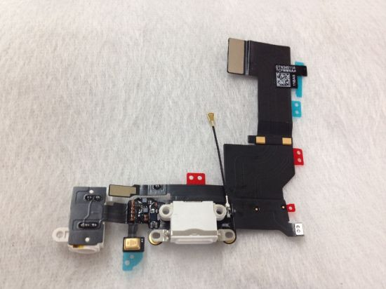 Charger Dock Connector Charging Port Flex Cable for iPhone 5s