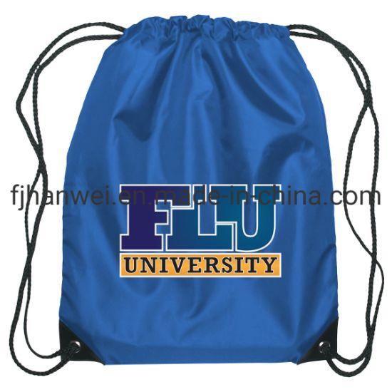 2020 Fashion Eco Friendly Custom Promotional Drawstring Backpack