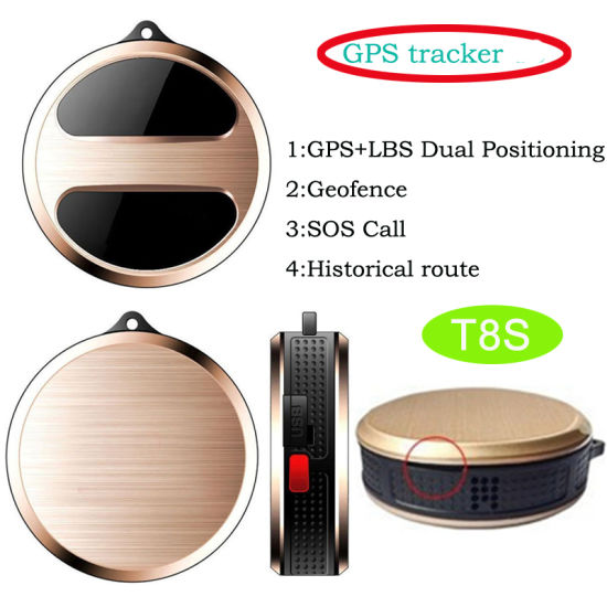 Multiple Language GPS Tracker with Real Time Tracking (T8S) pictures & photos