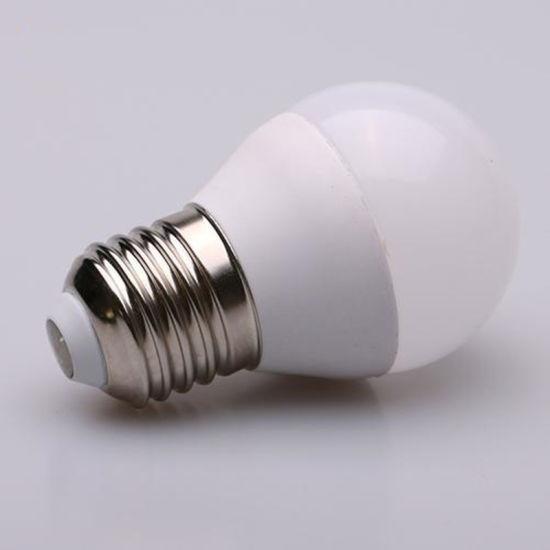 Ce RoHS A55 G40 G45 E14 E27 Dimmable LED Light Bulb 3W 5W 7W 9W Warm White Daylight